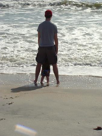 August - The Beach!