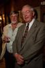 "(Denver, Colorado, Aug. 6, 2010)<br /> Tom Noel and Dennis Gallagher.  ""Night in Historic Denver,"" a celebration of the 40th anniversary of Historic Denver, at Al's Barber Shop in Denver, Colorado, on Friday, Aug. 6, 2010.<br /> STEVE PETERSON"