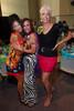 "(Denver, Colorado, Aug. 14, 2010)<br /> Andrea Li, Carmel Koeltzow, and Lois Paul.  ""Rojo Celia,"" benefiting Museo de las Americas, at the St. Cajetan Center in Denver, Colorado, on Saturday, Aug. 14, 2010.<br /> STEVE PETERSON"