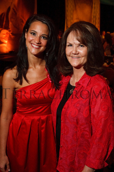 "(Littleton, Colorado, Aug. 27, 2010)<br /> With SM Energy:  Lorraine Huck and Jennifer Mueller.  ""Joe and Debbie Sakic Bringing Hope to the Table Celebration,"" a benefit for Food Bank of the Rockies, at the Denver Marriott South at Park Meadows in Littleton, Colorado, on Friday, Aug. 27, 2010.<br /> STEVE PETERSON"