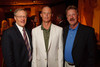 """(Littleton, Colorado, Aug. 27, 2010)<br /> Doug Wilhelm, Mark Boshoven, and Kevin Seggelke.  """"Joe and Debbie Sakic Bringing Hope to the Table Celebration,"""" a benefit for Food Bank of the Rockies, at the Denver Marriott South at Park Meadows in Littleton, Colorado, on Friday, Aug. 27, 2010.<br /> STEVE PETERSON"""