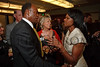 (Denver, Colorado, Aug. 27, 2010)<br /> Billy and Cathie Thompson meet Condoleezza Rice.  The University of Denver's Josef Korbel School of International Studies presents the 13th annual Korbel Dinner at the Hyatt Regency Denver at the Colorado Convention Center in Denver, Colorado, on Friday, Aug. 27, 2010.<br /> STEVE PETERSON