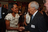 (Denver, Colorado, Aug. 27, 2010)<br /> Condoleezza Rice and Trygve Myhren.  The University of Denver's Josef Korbel School of International Studies presents the 13th annual Korbel Dinner at the Hyatt Regency Denver at the Colorado Convention Center in Denver, Colorado, on Friday, Aug. 27, 2010.<br /> STEVE PETERSON