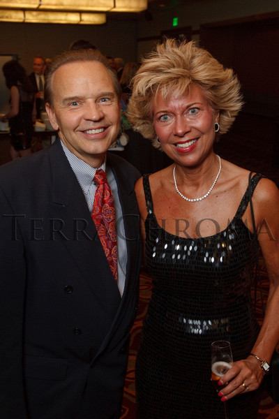 (Denver, Colorado, Aug. 27, 2010)<br /> Brent and Marion Neiser.  The University of Denver's Josef Korbel School of International Studies presents the 13th annual Korbel Dinner at the Hyatt Regency Denver at the Colorado Convention Center in Denver, Colorado, on Friday, Aug. 27, 2010.<br /> STEVE PETERSON