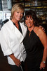 (Denver, Colorado, Aug. 28, 2010)<br /> Molly Hughes and Christie Isenberg.  Celebrity Waiter event, a Concerts for Kids benefit, at Shanahan's Steak House in Denver, Colorado, on Saturday, Aug. 28, 2010.<br /> STEVE PETERSON