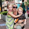 Emily Frost (mother); Juju Frost (girl); Vaughn Frost (boy)