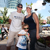 John, Trish and Brock Golden (Brock is the little boy)