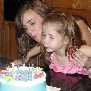 May 2010 - Averi's 15th Birthday
