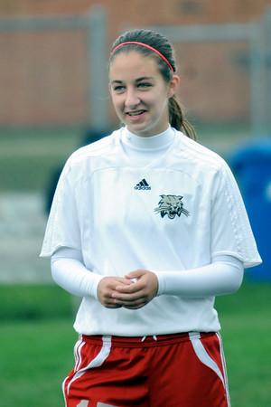 BG Girls Soccer 2010