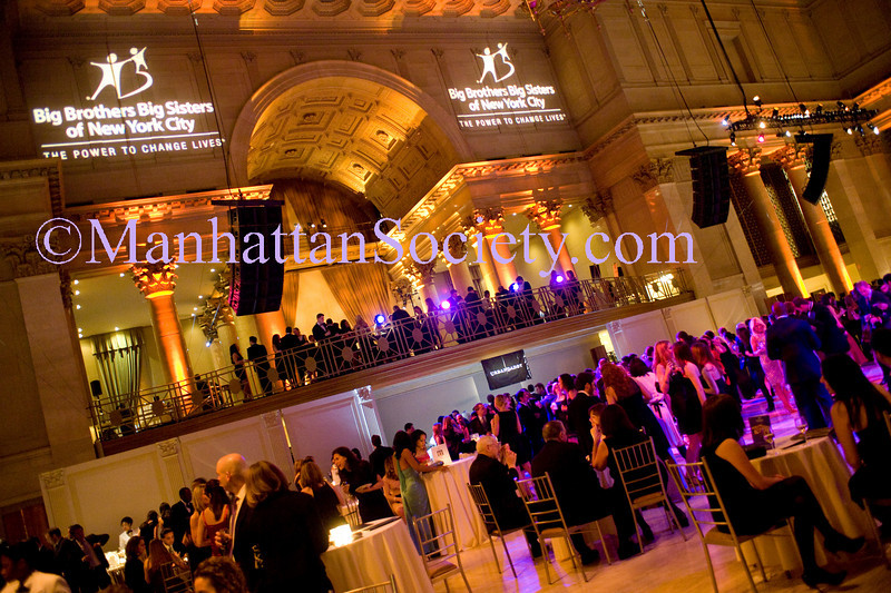 "NEW YORK-FEBRUARY 20: Big Brothers Big Sisters of NYC's Young Professionals:""BIG Night Out 2010"" on Saturday, February 20, 2010 at Cipriani Wall Street, 55 Wall Street, New York City, NY  (PHOTO CREDIT:  ©Manhattan Society.com 2010 by Christopher London)"