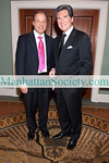 NEW YORK-MAY 12: Fox 5 meteorologist Nick Gregory, Fox 5 Anchor Ernie Anastos attend   Bal du Printemps Benefiting Parkinson's Disease Foundation on Wednesday, May 12, 2010 at The Pierre Hotel, 2 East 61st Street, New York City, NY.  (PHOTO CREDIT: ©Manhattan Society.com 2010 by Christopher D.M. London)