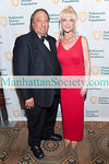 NEW YORK-MAY 12: John Catsimatidis, Margo  Catsimatidis attend  Bal du Printemps Benefiting Parkinson's Disease Foundation on Wednesday, May 12, 2010 at The Pierre Hotel, 2 East 61st Street, New York City, NY.  (PHOTO CREDIT: ©Manhattan Society.com 2010 by Christopher D.M. London)