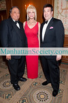 NEW YORK-MAY 12: John Catsimatidis, Margo  Catsimatidis, Mark Simone attend  Bal du Printemps Benefiting Parkinson's Disease Foundation on Wednesday, May 12, 2010 at The Pierre Hotel, 2 East 61st Street, New York City, NY.  (PHOTO CREDIT: ©Manhattan Society.com 2010 by Christopher D.M. London)