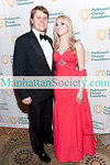 NEW YORK-MAY 12: Chris Cox, Andrea Catsimatidis attend   Bal du Printemps Benefiting Parkinson's Disease Foundation on Wednesday, May 12, 2010 at The Pierre Hotel, 2 East 61st Street, New York City, NY.  (PHOTO CREDIT: ©Manhattan Society.com 2010 by Christopher D.M. London)