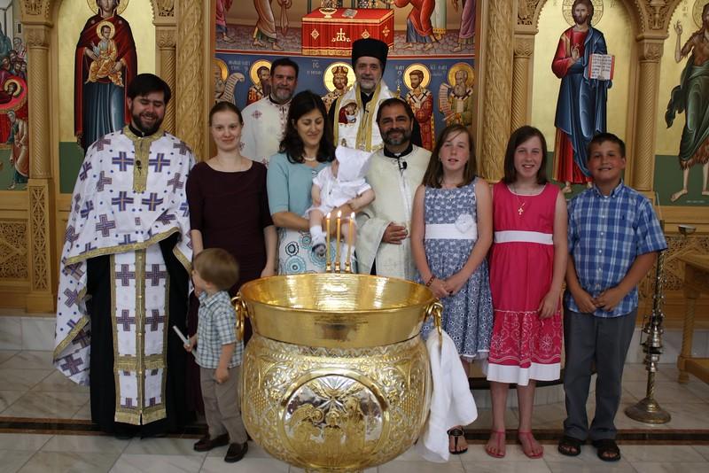 Baptism Dimitrios Cook