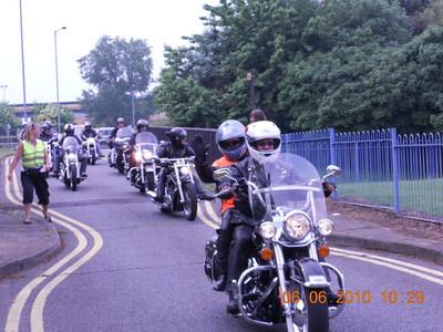 Basildon Ride & Survive 2010