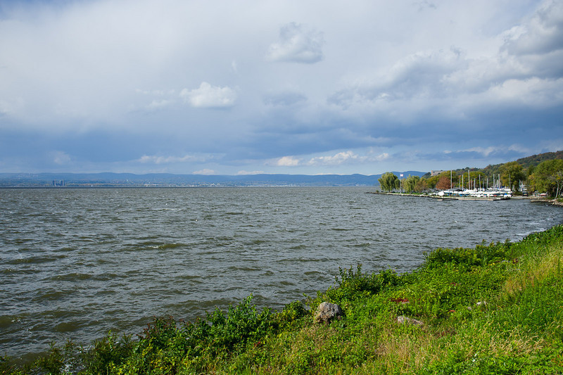 View north from Croton-on-Hudson