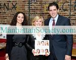 Joanna Kornfeld, Sharon Bush,  Author Dr. Paul M. Friedman M.D.