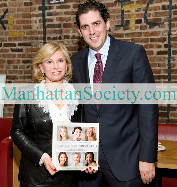 KMR Communications, Inc. & Dr. Paul M. Friedman M.D. Host Launch of Dr. Friedman's New Book, Beautiful Skin Revealed: The Ultimate Guide to Beautiful Skin