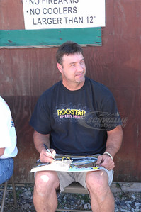 Dan Schlieper at the Autograph Session @ Beckley Motorsports Park