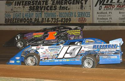 19 Austin Hubbard and 1J Davey Johnson