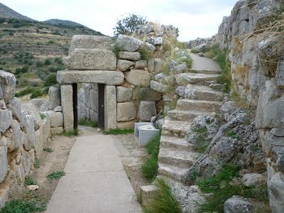 Mycena Ruins
