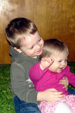 Brenda's Kids -- February 2010