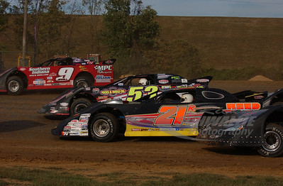 Shannon Reed, Ray Cook, Mike Jewell