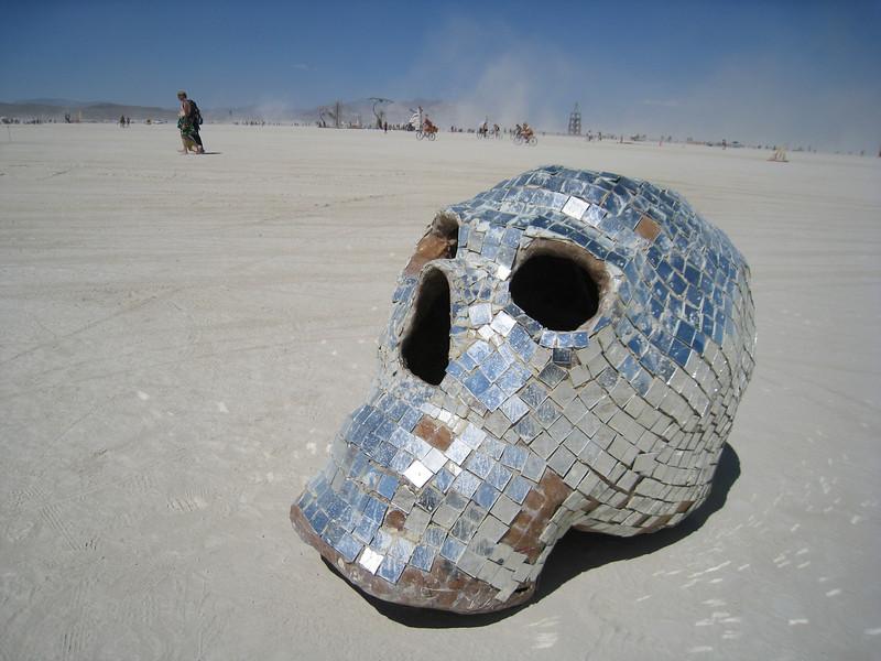124-the skull