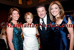 NEW YORK-APRIL 13: Sherrie Rollins Westin, Katie Couric, Alec Baldwin, Silda Wall attend  THE ART OF GIVING: An Evening to Benefit CHILDREN FOR CHILDREN on Tuesday, April 13, 2010 at Christie's, 20 Rockefeller Plaza, New York City, NY   (PHOTO CREDIT:  ©Manhattan Society.com 2010 by Christopher London)