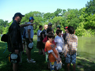 2010 Canoeing at Hickory Creek