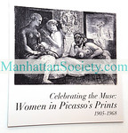 NEW YORK-APRIL 12:  Celebrating The Muse: Women in Picasso's Prints 1905-1968 benefiting The Breast Cancer Research Foundation on Monday, April 12, 2010 at The Marlborough Gallery, 40 West 57th Street, New York, NY 10019   (PHOTO CREDIT:  ©Manhattan Society.com 2010 by Gregory Partanio)
