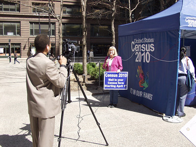 Census 2010 Chicago Kick-off Rally