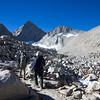 Junction Peak, below Forester Pass
