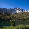 Gilbert Lake and University Peak