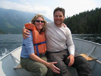 Susan and Sean