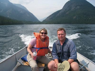 Jill and Kirk