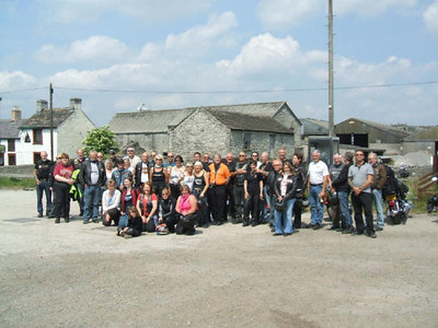 Chapter Ride Out - 27th June 2010