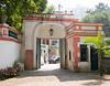 Casa Garden gate, Macau