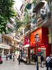 Pedestrian streets, Macau