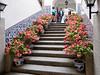 Leal Senado courtyard steps, Macau