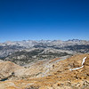 To upper Yosemite, from Lyell to the Minarets