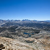 Central and eastern Yosemite view