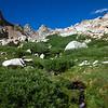 Stream from Red Peak Pass