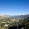 Clark Range and south-eastern Yosemite
