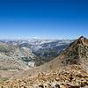 Red Peak ridge to northern Yosemite