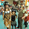 The family that steampunks together