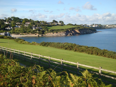 Falmouth coast path