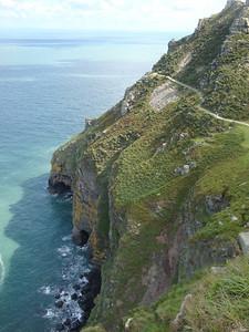 Exmoor coast northwards 2