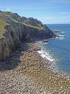 Gwennap Head trail southwards